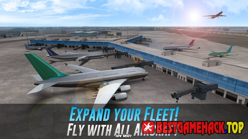 Airline Commander Hack Cheats Unlimited AC Credits