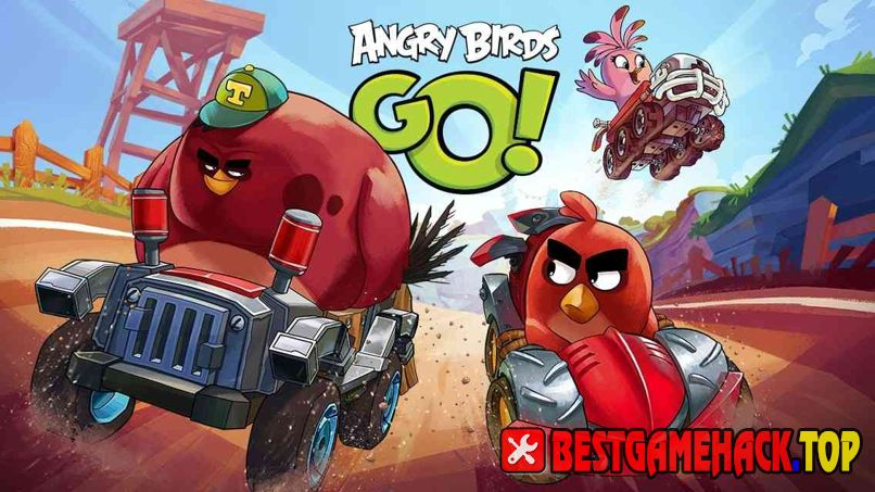 Angry Birds Go Hack Cheats Unlimited Gems