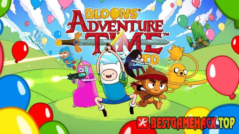 Bloons Adventure Time TD Hack Cheats Unlimited Gems