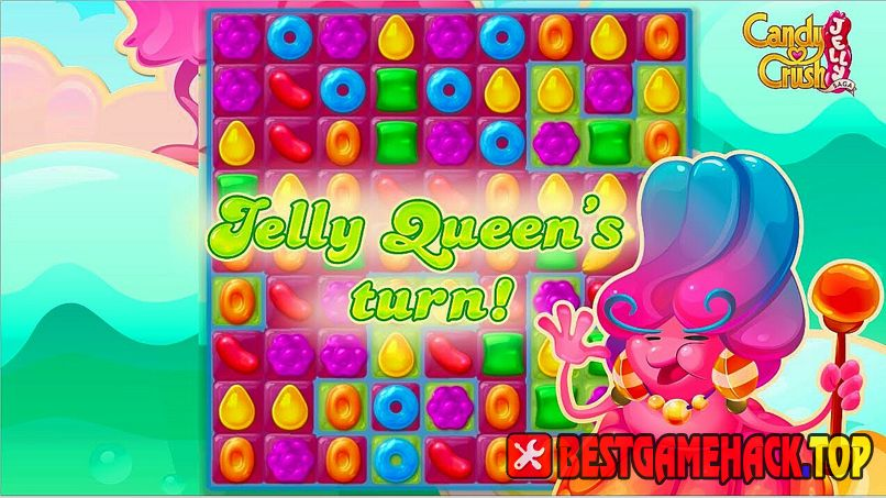 Candy Crush Jelly Saga Hack Cheats Unlimited Gold Bars