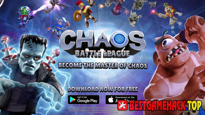 Chaos Battle League Hack Cheats Unlimited Crystals