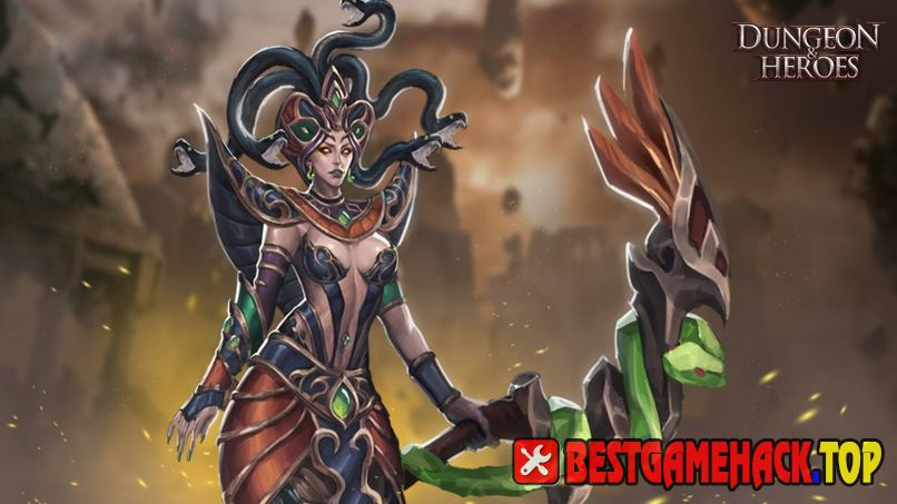 Dungeon and Heroes Hack Cheats Unlimited Diamonds