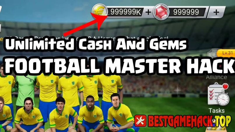 Football Master 2018 Hack Cheats Unlimited Gems