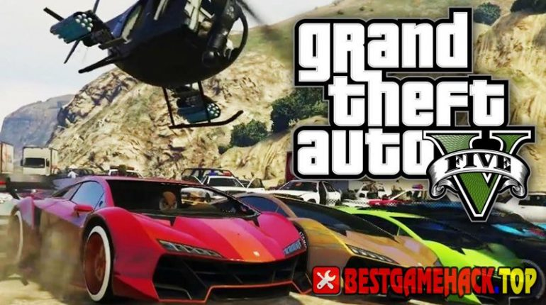 GTA 5 Online Cheats For Unlimited Money - Best Game Hack