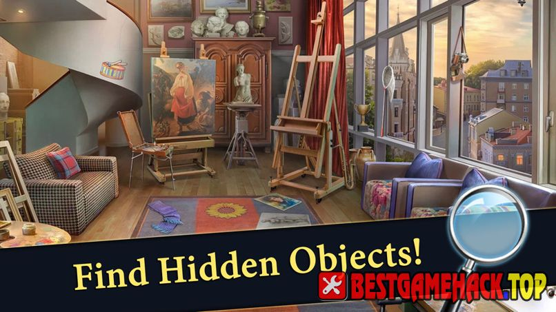 Hidden Objects Mystery Society Crime Solving Hack Cheats Unlimited Gems