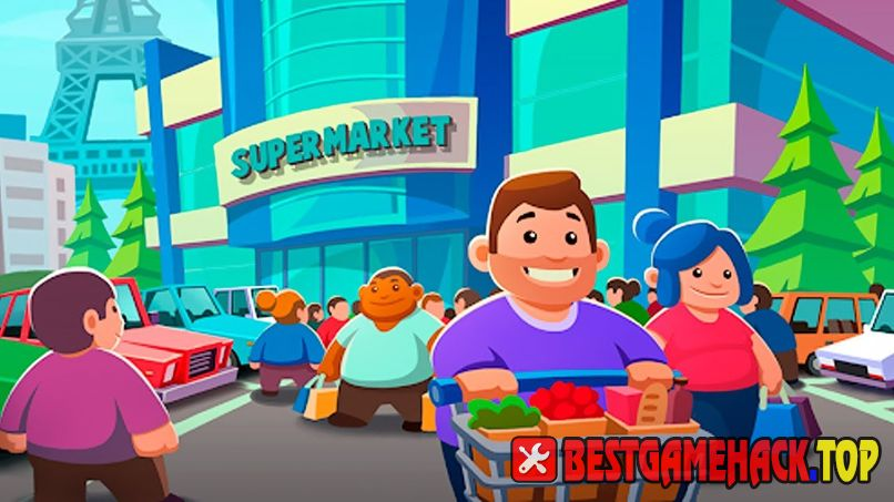 Idle Supermarket Tycoon Hack Cheats Unlimited Gems