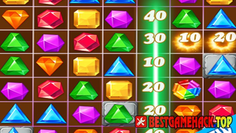 Jewels Classic Hack Cheats Unlimited Gems