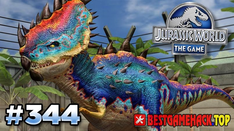 Jurassic World The Game Hack Cheats Unlimited Cash