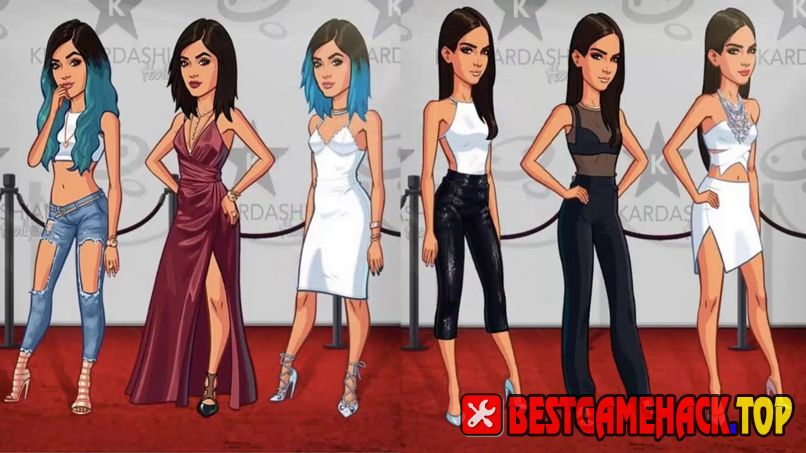 Kendall Kylie Hack Cheats Unlimited Cash