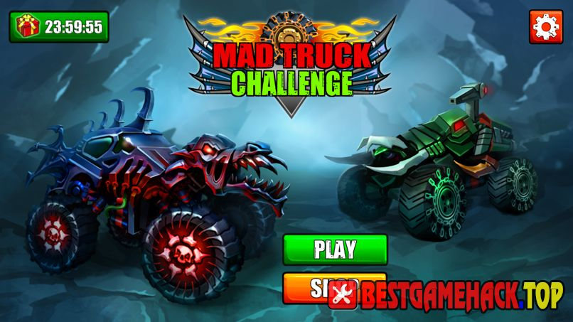 Mad Truck Challenge Racing Hack Cheats Unlimited Coins