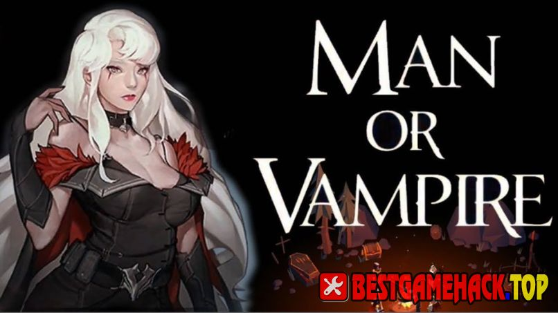 Man or Vampire Hack Cheats Unlimited Gems