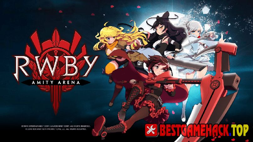 RWBY Amity Arena Hack Cheats Unlimited Dust