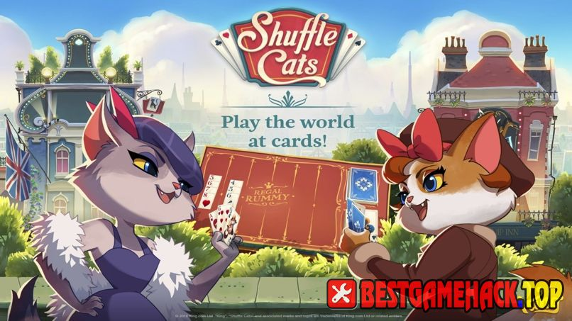 Shuffle Cats Hack Cheats Unlimited Gems