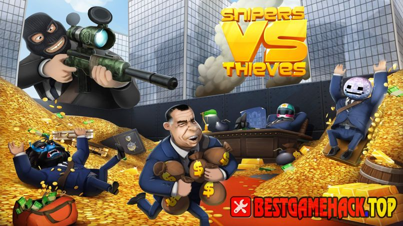 Snipers Vs Thieves Hack Cheats Unlimited Cash