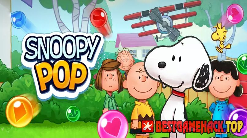 Snoopy Pop Hack Cheats Unlimited Coins