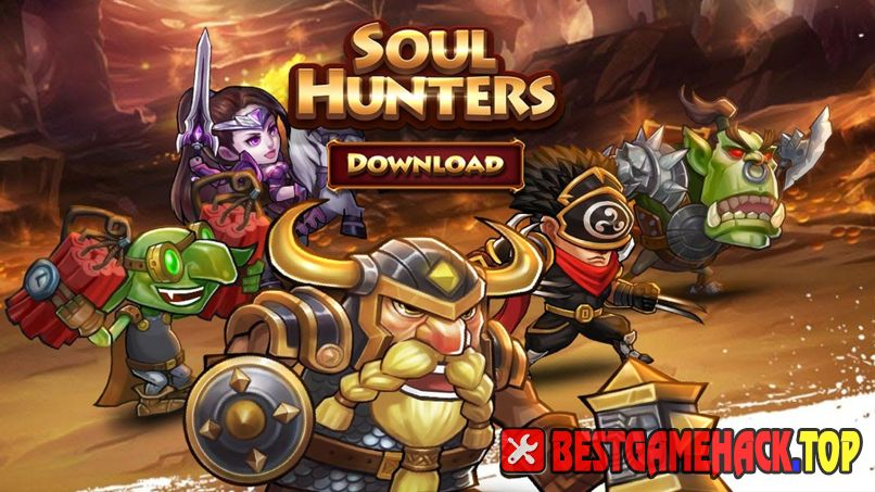 Soul Hunters Hack Cheats Unlimited Diamonds