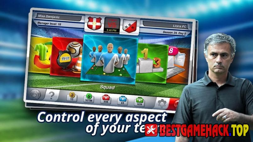 Top Eleven - Be A Soccer Manager Hack Cheats Unlimited Tokens