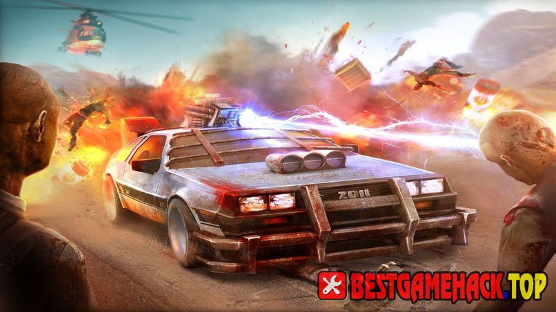 Zombie Derby 2 Hack Cheats Unlimited Coins